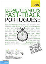 Fast-track Portuguese: Teach Yourself (Book/CD Pack), Smith, Elisabeth, Good, Pa