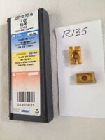 7 NEW ISCAR ADMT 1505PDRHS CARBIDE INSERTS. GRADE IC635. ISRAEL MADE (R135)
