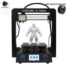 """Anycubic i3 Mega 3D Drucker Ultrabase Große Druckgröße 3.5"""" TFT mit PLA Filament"""