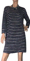 🌻 TARGET COLLECTION SIZE 16 KNITTED STRIPED DRESS LIKE NEW