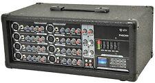 Ph8200 Mezcladora Amplificada Amplificador [ 178.736 UK ] Discoteca Karaoke Banda instale Amp