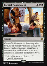 Capital Punishment - MTG Conspiracy: Take the Crown - NEW