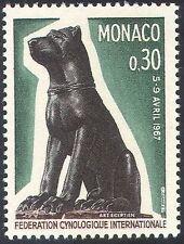 Monaco Pet & Farm Animal Postal Stamps