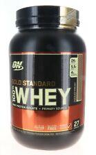 Optimum Nutrition Gold Standard 100% Whey Chocolate Hazelnut 2LBS, 27 Srv (Mb14)