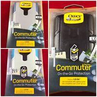 NEW LG G4 OEM OtterBox Commuter Case - Black/Gray/Teal