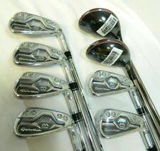 New listing New Taylormade MCGB Iron set 3H-PW Stiff flex Steel & Graphite irons M-CGB