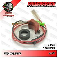 Powerspark 45D6 Electronic Ignition Kit with Powermax Red Rotor Arm