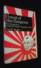 Guest of the Emperor the personal story of Frank Promnitz by Lee Bergee SIGNED
