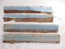 1959 1960 Chevy GM 4 Door Sedan Door Panel Top Rails Full Set