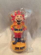 Collectible Mad Money Lady Luck Casino Hotel Jester Keychain Figurine New/Sealed