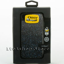 OtterBox Symmetry iPhone 7 iPhone 8 Shockproof Hard Case Black Ombre Crystal NEW