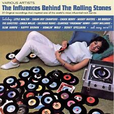 Various Artists - Influences Behind the Rolling Stones / Various [New CD]