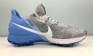 NEW Nike Air Zoom Infinity Tour Golf CZ8301-002 Men's Size 12 'Fog Grey Blue'
