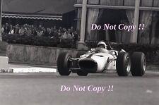 Bruce McLaren McLaren M2B Grand Prix de Mónaco 1966 fotografía 6