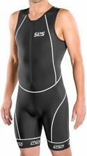 Sls3 Tri Suit Men Triathlon – Men's Tri Suit - Mens Triathlon Suit, L, Black