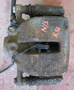 Genuine Used MINI N/S/F Passenger Side Front Caliper for R55 R56 R57 - 6778335
