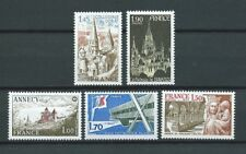 FRANCE - 1977 YT 1935 à 1939 - TIMBRES NEUFS** LUXE