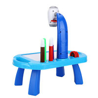 Educational Drawing Toys Set Painting Toy Projector Desk Tablet Learning Toy T