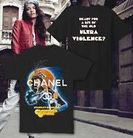 New Clockwork Orange Rare Fashion Bootleg Top Trending Designer Tee HD16 T-Shirt