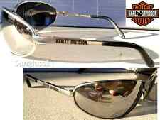 NEW* Harley-Davidson HD503 Mirrored Lens in Silver Sunglasses & Safety $80 $AVE