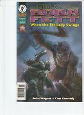 STAR WARS : BOBA FETT : WHEN THE FAT LADY SWINGS # 2 !!2! MANDALORIAN 1999