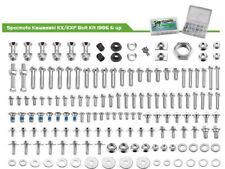 KX KXF KAWASAKI Specmoto Bolt Kit KX60 KX65 KX85 KX125 KX250 KX500 KX250F KX450F