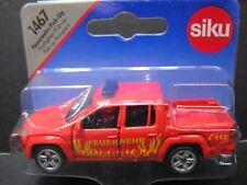 SIKU 1467 - Firefighter Pick-up Pampiers DieCast fire truck