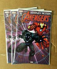 MARVEL ACTION AVENGERS - #9 - Yellow Hulk Cameo !!!! - Marvel / IDW
