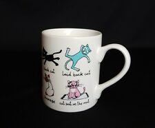 Tyrrell Katz McLaggan Smith Mugs Scotland Types of Cats Coffee Cup