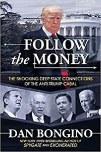 Follow the Money: The Shocking Deep State Connections ...HARDCOVER 2020