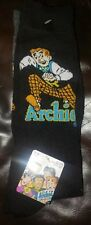 Archie Comic Mens Crew Socks 2 Pack Characters