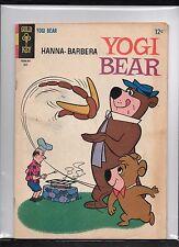 YOGI BEAR #21 G  1965 GOLD KEY