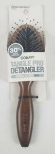 Conair Tangle Pro Detangler Mini Hairbrush For Normal and Thick Hair 82952