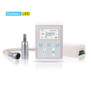 Built-in Dental Brushless Micro Electric Motor LED Touch button Colorful Screen