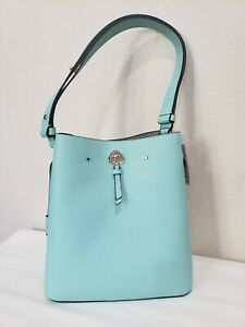 KATE SPADE MARTI Large Bucket Handbag - Aqua