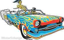 Summertime Sublime Sticker Decal Art Marco Almera MA46