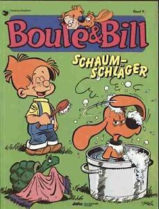 Boule & Bil Nr. 8: Schaumschläger