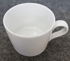 Arzberg Porzellan Tric weiss ,Kaffee-Tasse, Kaffee-Obere, Obertasse