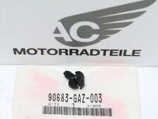 Honda NSF 100 Halteklammer Niete Verkleidung original clip cover Genuine