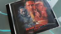 UNRELEASED Recording sessions Blade Runner 2049 soundtrack RARE collectible CD-R