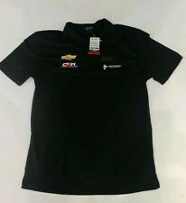 Ed Carpenter Racing CFH Fuzzy's Vodka Hartman Oil Mens Delta Polo New XL