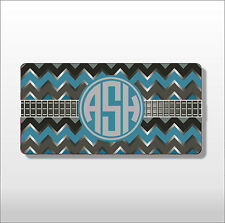 Monogram Car License Plate Auto Truck Tag Vanity Plate Custom Name Plate