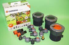 GARDENA®  Starter-Set für Garten - Pipeline Bewässerungssystem 8255-20