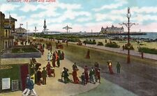 YARMOUTH - The Drive and Sands - Norfolk - 1905 Original Postcard (400T)
