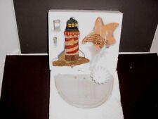 Lighthouse Nautical Candle Sconce - Item 124