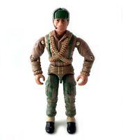 "Big Ben V4 Vintage GI Joe 3.75"" Action Figure 2000 Hasbro ARAH 3 3/4"""