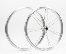 "Ultralight 6 Speed Front&Rear 16"" 349 Wheelset for Brompton Folding Bike 14/21"