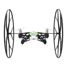 Parrot Rolling Spider Drone, White, Ultra Compact Indoor/Outdoor, 4 Engine white