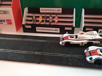 1:32 Scale Classic Porsche Grandstand  - Slotcar Scalextric Carrera Le Mans