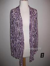 NWT CHICO'S LILAC IKAT MARCELLE CARDIGAN SIZE 1